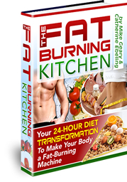 The Fat Burning Kitchen Book For Sale