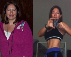 Venus Factor results before and after