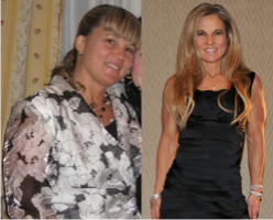 Venus Factor results before and after The Venus Factor