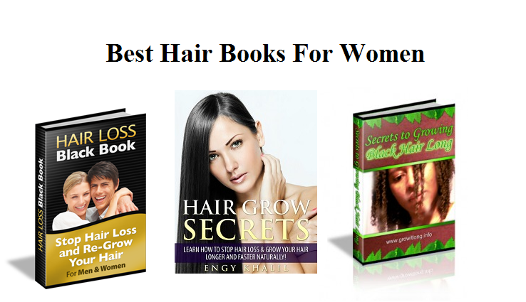 Best Hair Books For Women